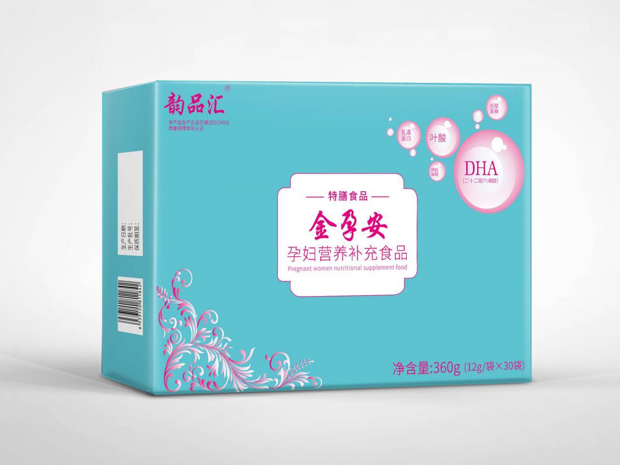 金孕安孕期营养补充剂(特膳食品)