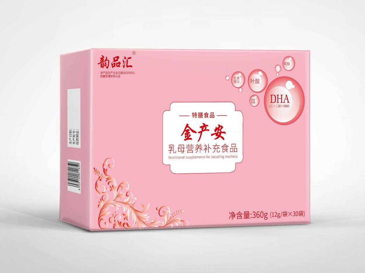 金产安乳母营养补充剂(特膳食品)