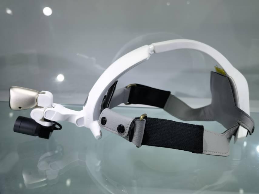 医用LED光源头戴式无线摄影系统